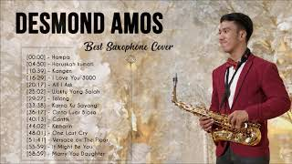 Collection of Saxophone by Desmond Amos - TOP 10 Lagu Romantis Indonesia - Sax Cover by Desmond Amos