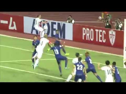 Cambodia vs Japan: 2018 FIFA WC Russia & AFC Asian Cup UAE 2019 (Qly RD 2)