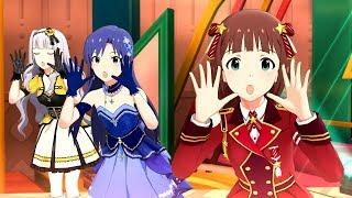 『ミリシタ』LEADER!! 楽曲MV 天海春香 Event 4凸衣裝 『765PRO ALLSTARS』 ミリオンライブ! シアターデイズ