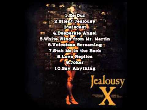 Jealousy Disc 1 - X Japan