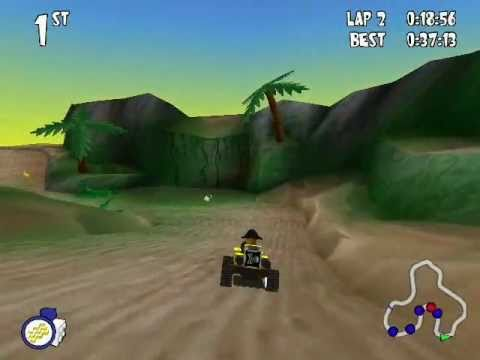 Lego Racers (PC) Walkthrough