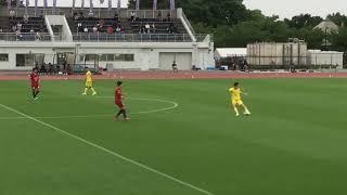 2019 JFL第16節 7/20(土) 流経大ドラゴンズ龍ケ崎vs東京武蔵野シティFC戦ダイジェスト