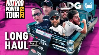Power Trippin' Power Tour with Junkyard Digs, Dylan McCool, Vice Grip Garage | Rust Avengers [EP1]