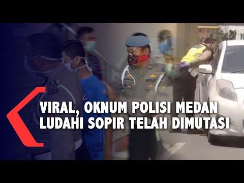 Viral! Video Oknum Polisi Ludahi Pengendara Dan Lakukan Pungli