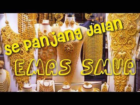 Beda Spice Souk dan Gold Souk apabila Anda ke Dubai