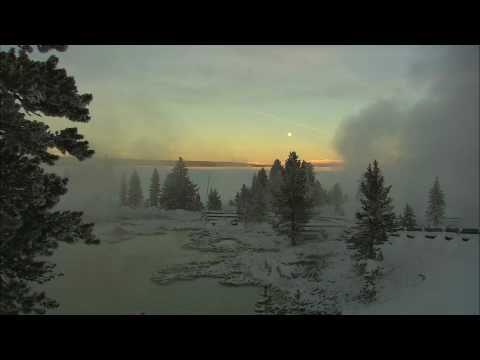yellowstone winter blu ray