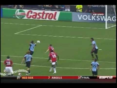 Manchester United vs MLS All Stars 5-2 [All Goals] Reliant Stadium Tickets [28/07/10]