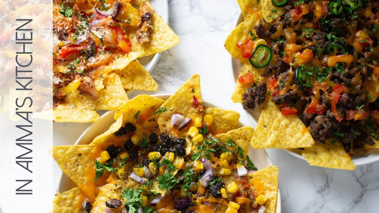 3 Ways to Make Nachos
