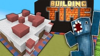 Minecraft Xbox - CAKE SHOP! - Building Time! [#12](Hello Everybody! Welcome to a back to Building Time, where we have to build whatever the topic is in time! Me and stampy will be going head to head in over 50 ..., 2015-12-14T17:47:27.000Z)