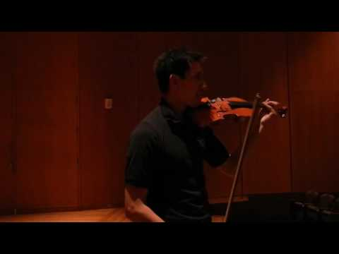 If Paganini wrote the All Things Considered theme (attempted take)