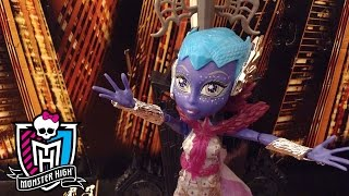 MhMotionBros Stop Motion | Shooting Stars | Monster High