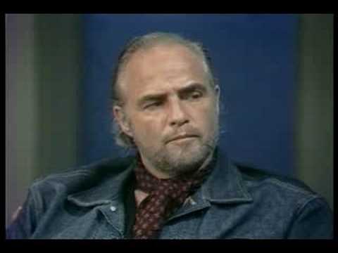 Marlon Brando Interview 1973 (3/6)