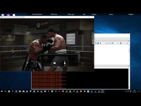 RPCS3] Fight Night Round 4 - First time Intro load | FunnyCat TV