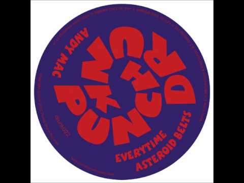 Andy Mac 'Asteroid Belts' (Punch Drunk Records)