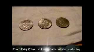 How To Polish / Clean Coins