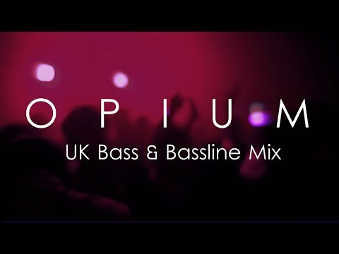 UK Bass & Bassline Mix - MARCH 2018