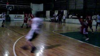Basquetbol Sub23 contra Don Bosco