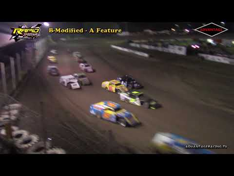 B-Modified A Feature - Rapid Speedway - 5/18/18