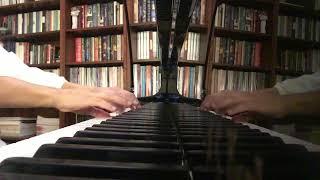 J. S. Bach Two-Part Invention in E Major BWV 777