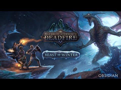 Pillars of Eternity II: Deadfire - Beast of Winter Launch Trailer