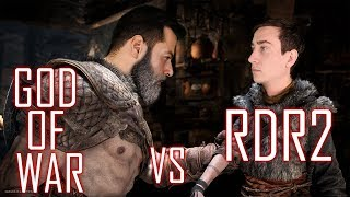 LIVE GAMING - God of War mai bun decât RDR 2? - Cavaleria.ro