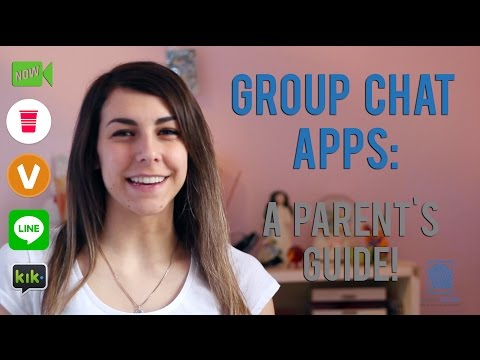 Group Chat Apps: A Parent's Guide! | Binary Tattoo