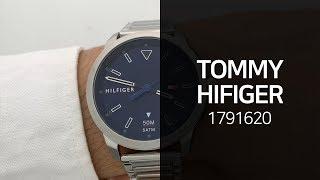 타미힐피거 1791620 메탈시계 리뷰 영상 - 타임메…
