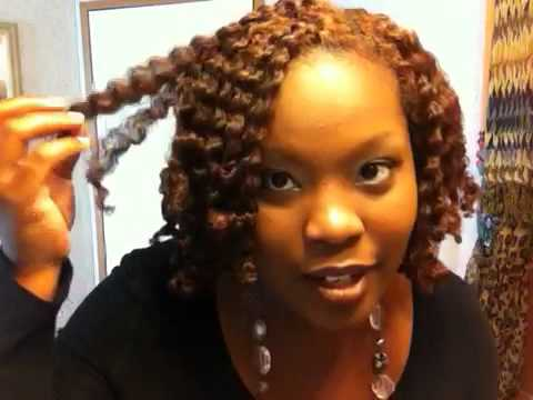 Eco Styler Gel Twist Out Youtube