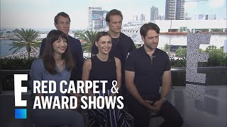 """Outlander"" Stars Talk New Season 3 Characters 