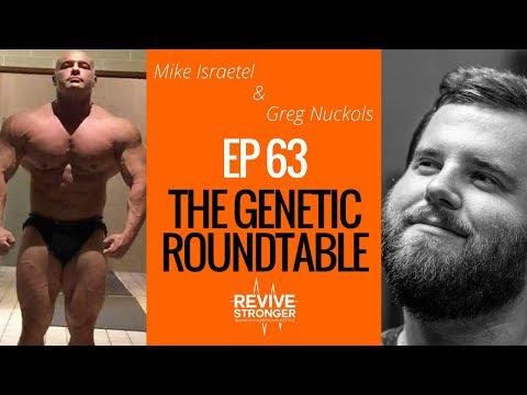 063: Mike Israetel & Greg Nuckols: Genetics Round Table