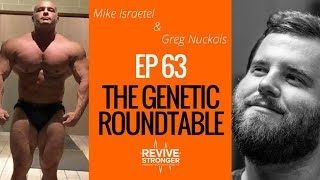 An exciting roundtable between two massive geeks of the science of ...