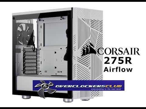 Corsair 275R Airflow: In-Depth Case Review