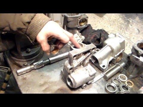 Ремонт рулевого редуктора Ваз 2101-2107.Тонкости и секреты сборки и разборки рулевого редуктора .