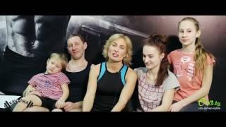 Наши герои | Любовь Жуковская | Фитнес-клуб Ева| Бобруйск
