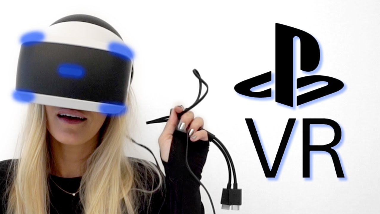 Playstation VR Unboxing!