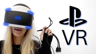 Playstation VR Unboxing! by : iJustine
