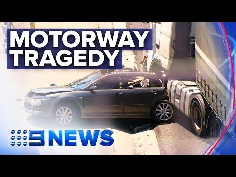 Boy Killed On Way To School In Sydney Pile-up | Nine News Australia
