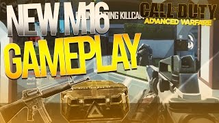 m16 gameplay how to get new guns ak 47 cel 3 cod aw m16 best class setup