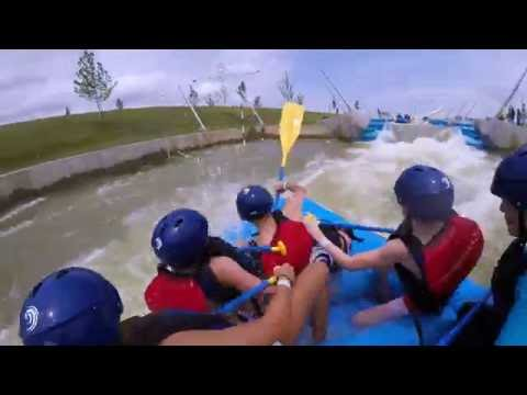 Riversport Adventures White Water Rafting in OKC