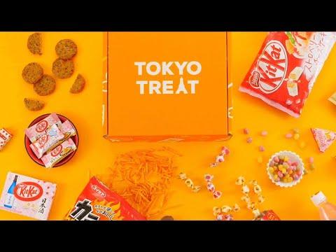 Tokyo treats premium box