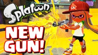 NEW GUN & RANKED BATTLES IS AWESOME! | Splatoon 2