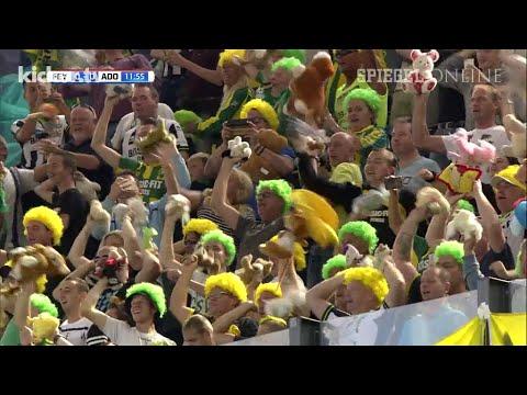 Rührende Aktion Den Haag Fans Lassen Kuscheltiere Regnen Youtube