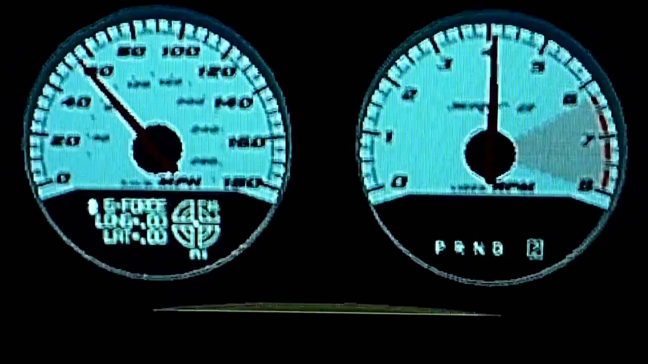 HD] GT5: Dodge Challenger SRT8 Top Speed Run - YouTube