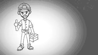 Whiteboard Animation The Asbestos Experts Removal
