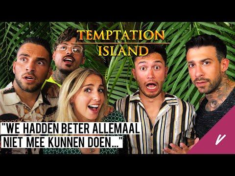 DE KOPPELS OVER DE EERSTE EXCLUSIEVE BEELDEN | TEMPTATION ISLAND - CONCENTRATE VELVET