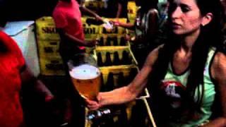 Carnaval 2011 em Bom Jesus-PI/Concentração Bloco Caça Cachaça