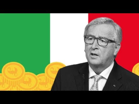 Juncker spends £24,000 on private flight to Rome
