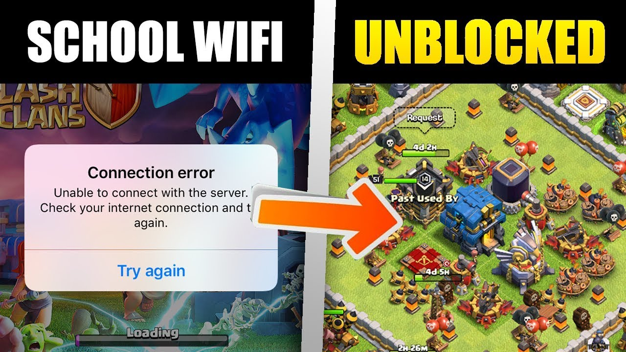 does clash of clans need wifi