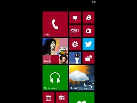 Windows Phone 8 Review & OS Tour