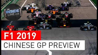 CHINESE GRAND PRIX: RACE PREVIEW